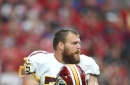 Redskins vs Falcons Injury Update: Brandon Scherff leaves the game with shoulder injury