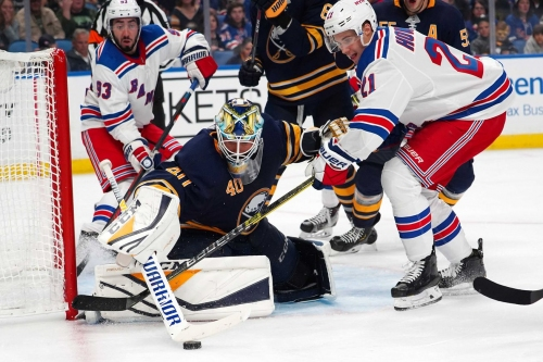 Complete Coverage: Sabres at Rangers | Game 15