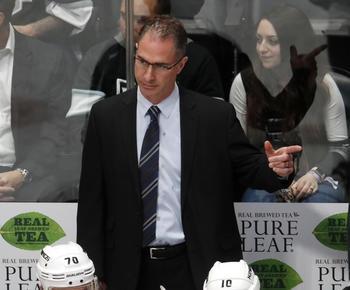 Struggling LA Kings fire head coach Stevens, hire Desjardins