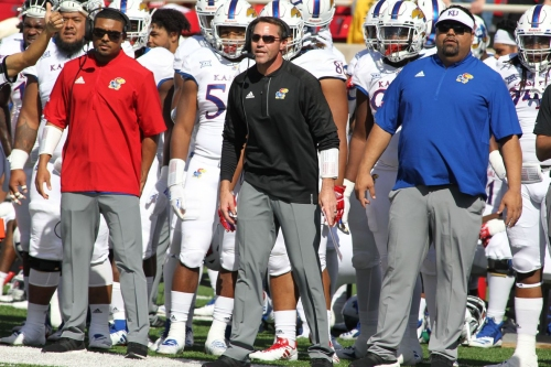 How David Beaty's termination at Kansas could impact Texas