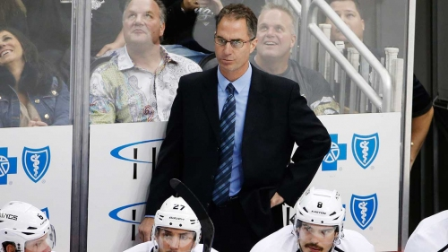 Kings fire John Stevens, name Willie Desjardins interim head coach