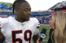 Danny Trevathan wants the league to start showing the Bears respect