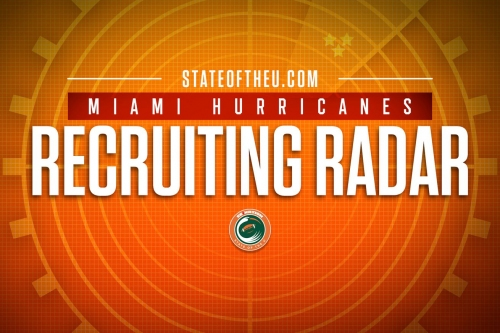 Miami Hurricanes Recruiting Radar: RB Marcus Crowley decommits from Miami, flips to Ohio State