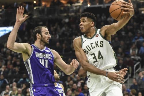 Rapid Recap: Bucks 144, Kings 109