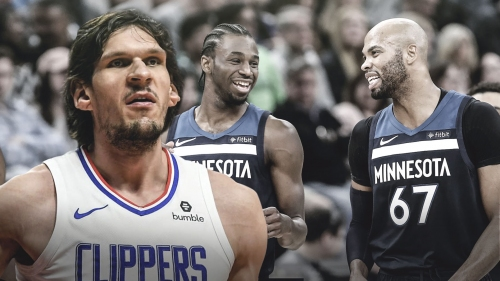 Clippers likely to start Boban Marjanovic vs. Timberwolves on Monday