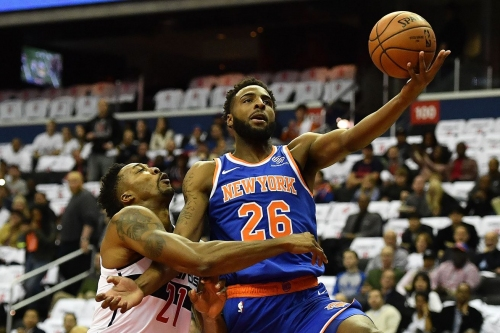 Wizards 108, Knicks 95: Scenes from a solid loss for the tank