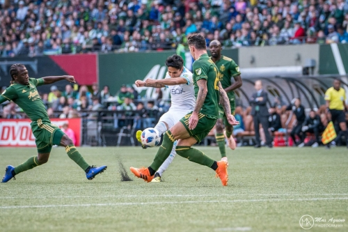 Timbers vs. Sounders, recap: Seattle falls 2-1, but has the road goal