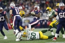 Packers' King, Brice, Martinez suffer injuries against Patriots