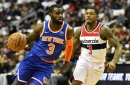 Wizards 108, Knicks 95: 'I think I've had enough of this '