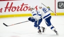 How the Lightning tied game against the Senators in the final minute