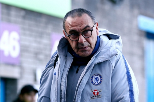 Maurizio Sarri breaks 24-year-old Premier League record against Crystal Palace