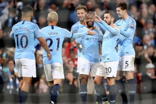 Man City send warning to Manchester United - what the papers said after Southampton win