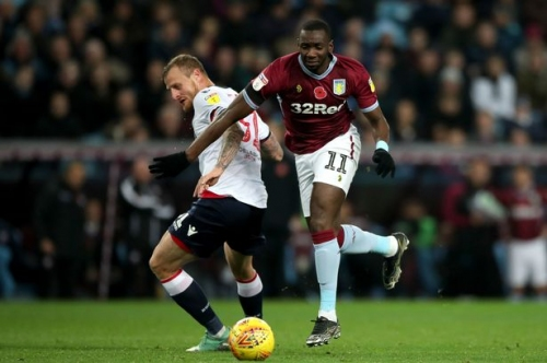 Dean Smith makes Yannick Bolasie claim - and Aston Villa fans will love it