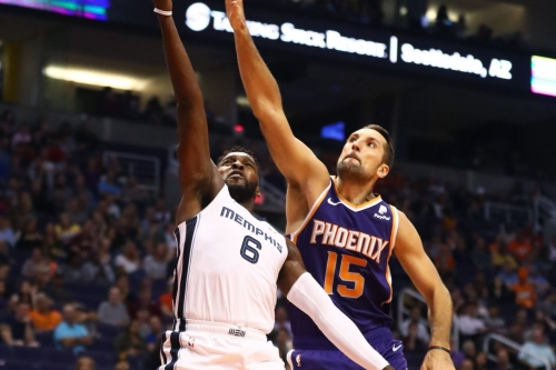 Report Card: Mack shines but Suns shine brighter