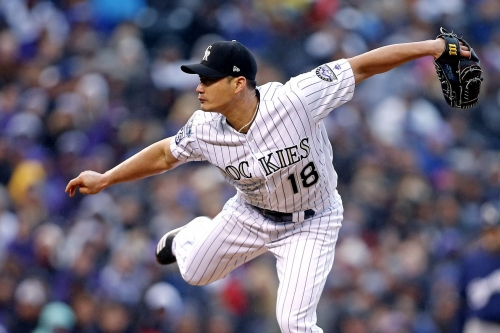 Ranking the Rockies: No. 13, Seunghwan Oh