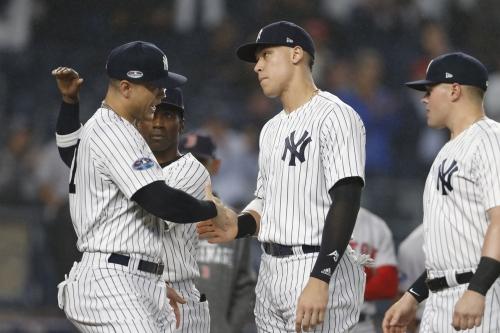 Planning the Yankees' 2018-2019 offseason