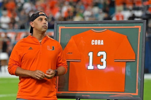 Alex Cora; Miami Graduate, World Series Champion