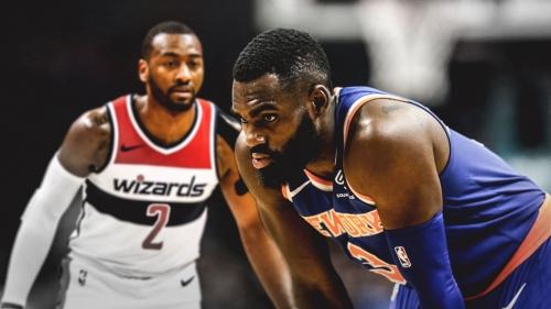 Knicks' Tim Hardaway Jr. suffers back injury in loss to Wizards