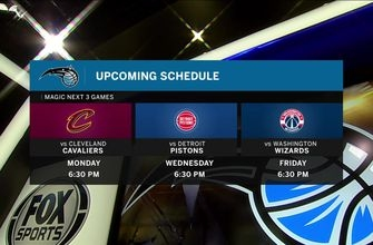 Magic look to keep momentum in matchup vs. Cavaliers