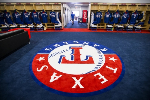 Live: Follow along as Rangers introduce new manager Chris Woodward