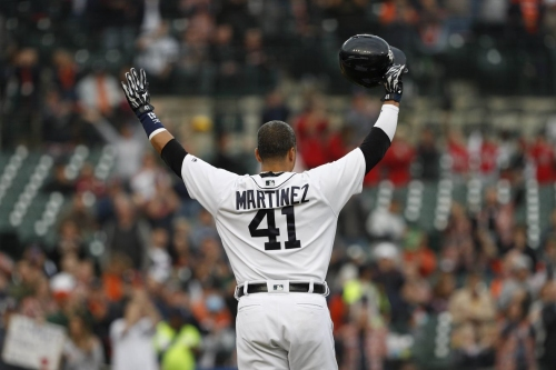 2018 Tigers player review: Victor Martinez