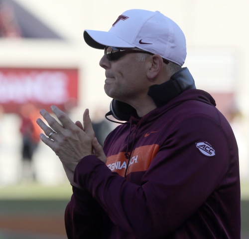 Virginia Tech will have to wait to find out game time, network for Miami game