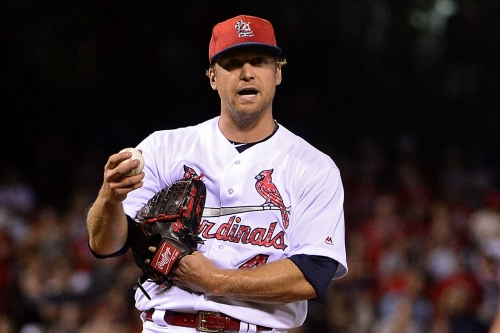 Trevor Rosenthal discusses signing with the Nationals; role in D.C. + more...