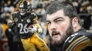 Steelers guard David DeCastro says 'no one cares anymore' about Le'Veon Bell's absence