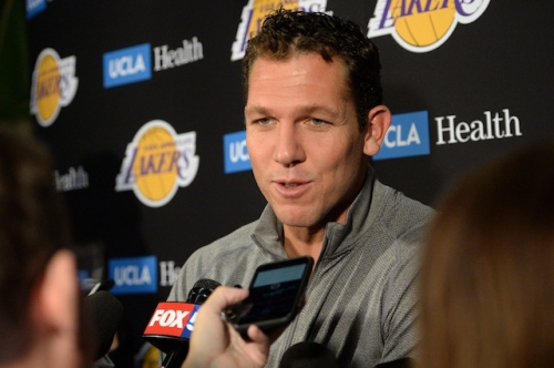 Lakers News: Luke Walton Appreciative Of Support From Around League Since Meeting With Magic Johnson