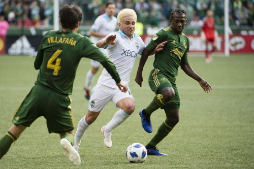 Sounders vs. Timbers, Leg 1: Highlights, stats and quotes