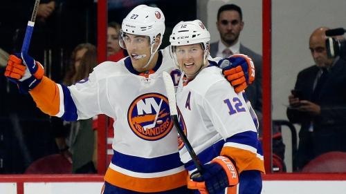 Islanders chasing surprising sixth straight win of post-Tavares era