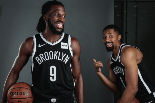 Nets getting healthy: DeMarre Carroll 'went pretty hard' at practice Tuesday