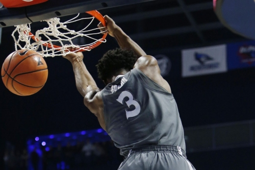 Quentin Goodin will not play in Xavier's opener against IUPUI