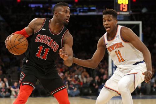 Game Thread: Knicks vs. Bulls- 11/05/18