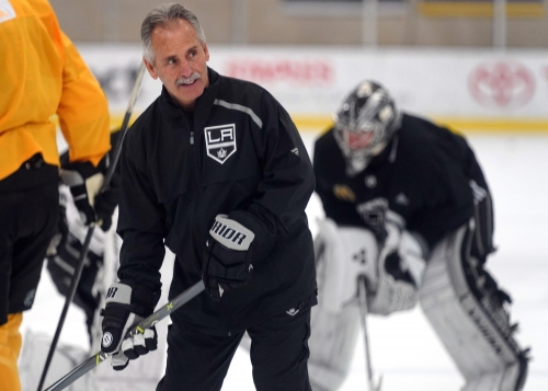 New coach Willie Desjardins wants team to be Kings of passion