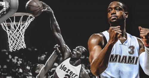 Heat SG Dwyane Wade passes Clyde Drexler on NBA's all-time scoring list