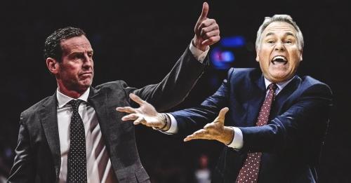 Mike D'Antoni praises Nets' Kenny Atkinson