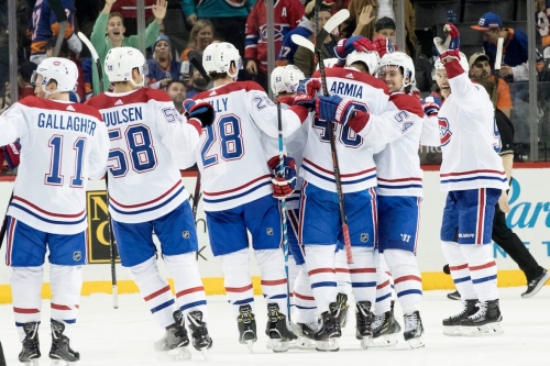 Canadiens rally again to down Islanders in SO