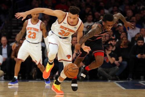 Bulls vs. Knicks final score: Zach Lavine's 41st point mercifully ends Bulls-Knicks after 2 overtimes