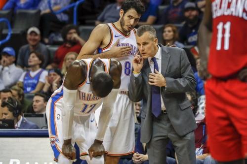 Recap: OKC gets win over Pels, but Westbrook injures ankle