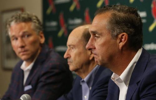 Cardinals exploring the market at GM meetings