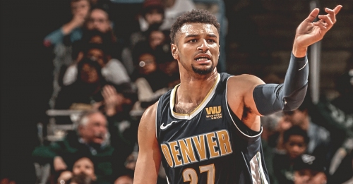 Nuggets' Jamal Murray speaks out after trying to go for 50-point game in garbage time