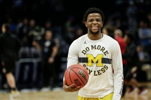 Michigan basketball's Zavier Simpson: A fascinating leader
