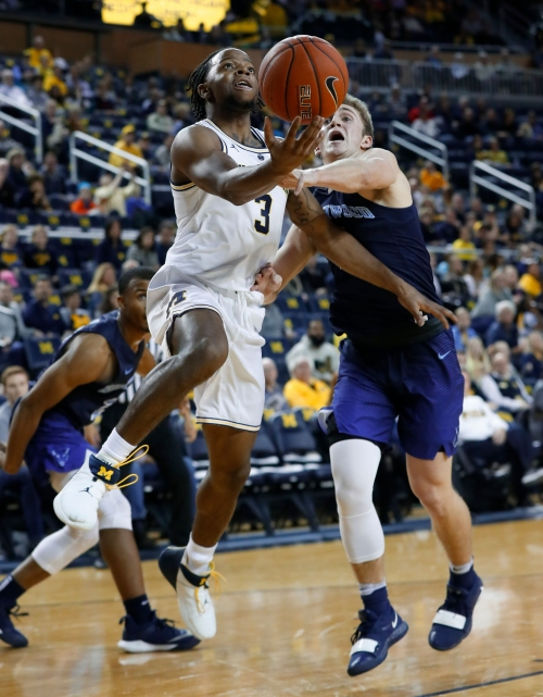 Michigan basketball vs. Norfolk State: How to watch Wolverines' opener