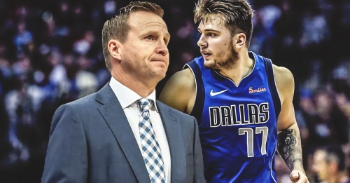 Scott Brooks predicts that Mavs' Luka Doncic is going to be a superstar
