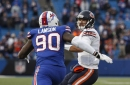 Snap counts: Shaq Lawson earns more time against Bears
