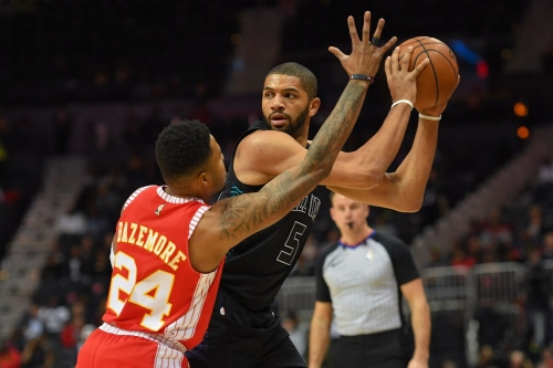 Preview: Hawks hit the road for quick trip to Charlotte