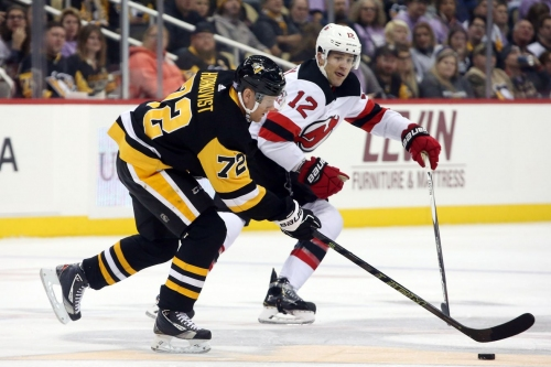 Patric Hornqvist's approach — a key to getting out of the rut the Penguins are in