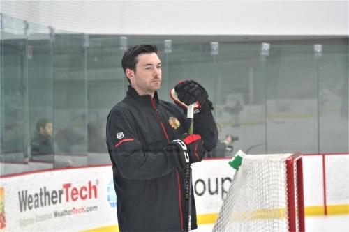 Meet Jeremy Colliton, the Blackhawks new head coach