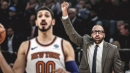 Knicks coach David Fizdale thinks Enes Kanter could be a Sixth Man of the Year candidate